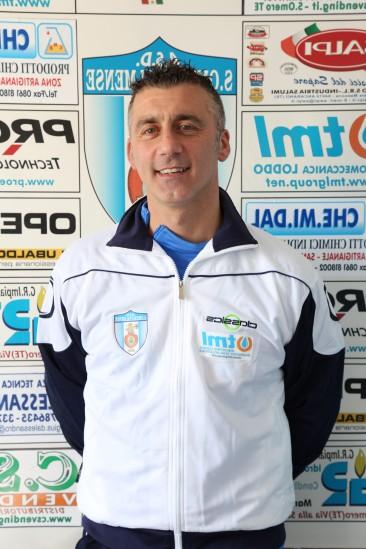 ALLENATORE Fabio Brunozzi