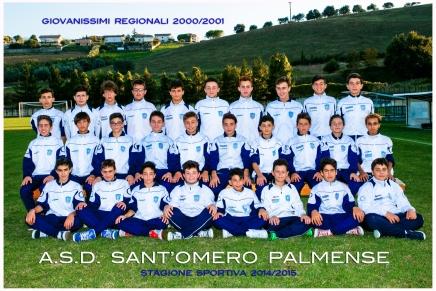 (Giovanissimi Regionali) Sant'Omero – Oratoriana0-0