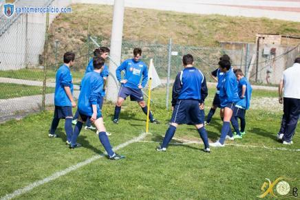 (Giovanissimi) Play-off: Sant'Omero –Colleatterrato