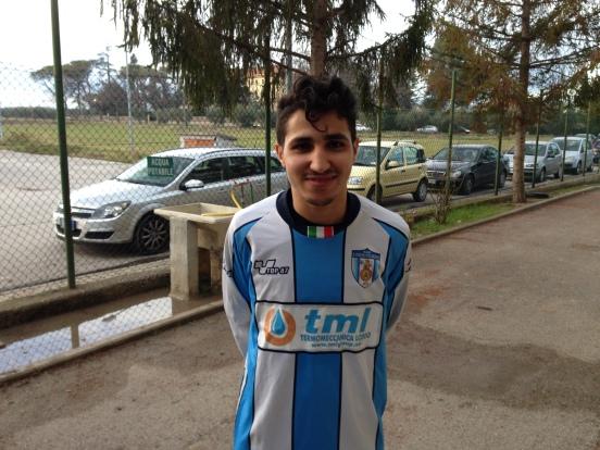 Alwalid Sekkal (nella foto) autore di due assist