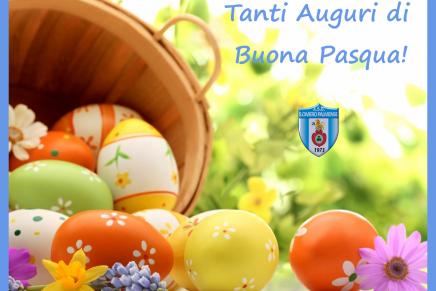 Auguri a tutti di BuonaPasqua!