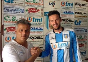 Il presidente Costantino Biancucci e Danilo D'Ignazio