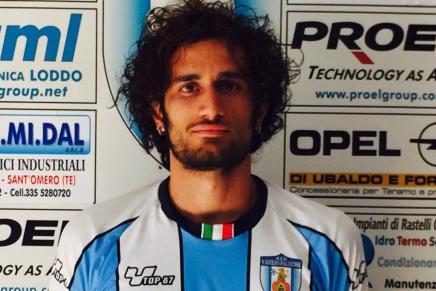 Colpo in difesa: Fabio Ricci al Sant'Omero!