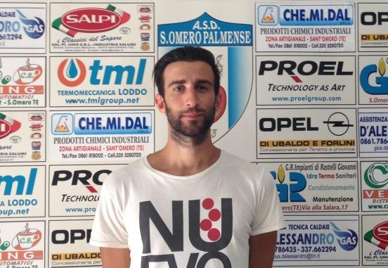 Valerio Nardini ha disputato l'ultima stagione al Tolentino