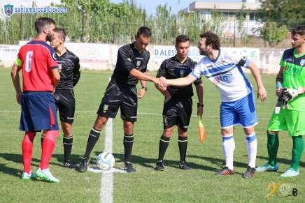 Coppa Italia: Sant'Omero Palmense – Calcio Giulianova 1-1 (Poliandri,Pezzoli)