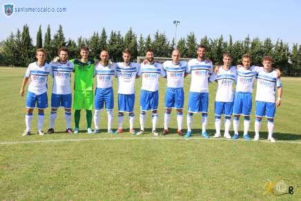 Coppa Italia: Sant'Omero Palmense – Calcio Giulianova 1-1(FOTO)