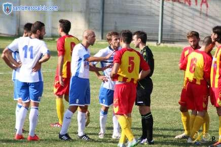 Mosciano Calcio – Sant'Omero Palmense 2-3(FOTO)