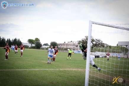 Sant'Omero Palmense – Real Carsoli 2-0. Reti di Antenucci eSekkal