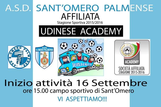 Scuola Calcio Sant'Omero
