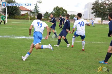 Coppa Italia: Sant'Omero Palmense – Virtus Teramo 2-0(FOTO)