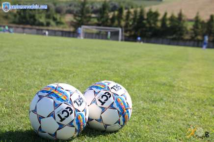 Programma gare: prima squadra contro il San Gregorio, domenica mattina allievi egiovanissimi.