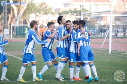 Calcio Giulianova – Sant'Omero Palmense 0-2(FOTO)