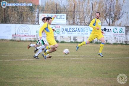 Sant'Omero Palmense – Poggio Barisciano 2-1(FOTO)