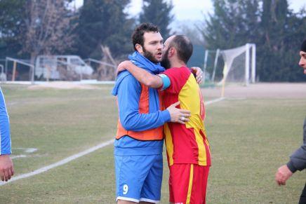 Post-partita: Sant'Omero – Mosciano 1-0 (IntervistaPezzoli)