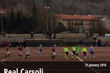Real Carsoli – Sant'Omero Palmense1-0