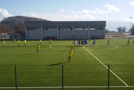 Andata Coppa Italia: Poggio Barisciano – Sant'Omero 2-3