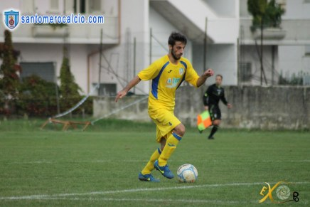 L'angolo dei protagonisti: il centrocampista Fabio D'Ippolito