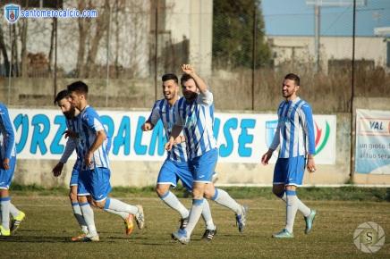 Sant'Omero Palmense – San Gregorio 4-0(FOTO)