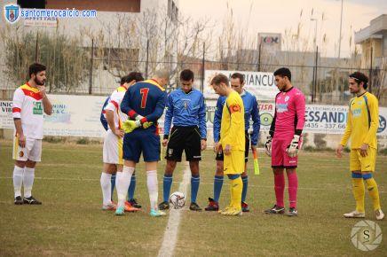Sant'Omero – Fontanelle 1-0(FOTO)