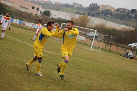 La Palmense batte il Fontanelle con super D'Ignazio(1-0)