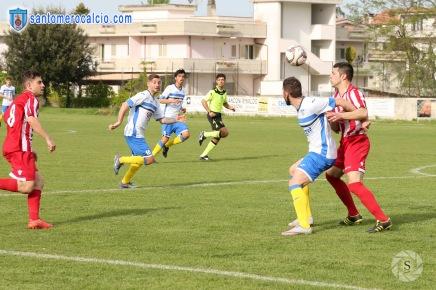 Sant'Omero Palmense – Virtus Teramo 0-3(FOTO)