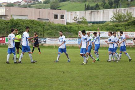 Vittoria di squadra: Sant'Omero Palmense – Calcio Giulianova4-1
