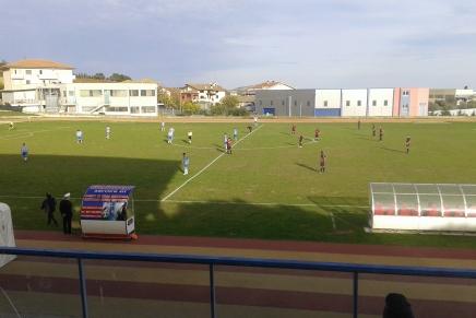 La Palmense cede nel finale: Notaresco – Sant'Omero 2-0