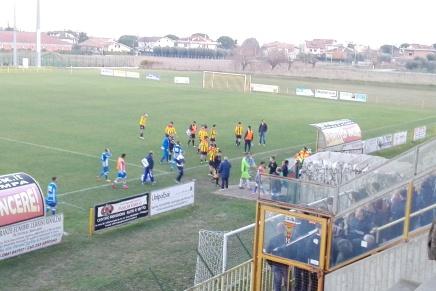"""Nel derby contro la Sant la Palmense sfiora il """"colpaccio"""", ma è0-0!"""