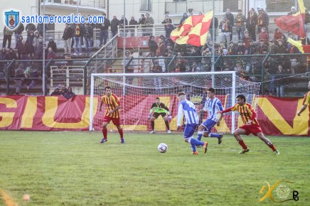 Real Giulianova – Sant'Omero Palmense 2-0(FOTO)